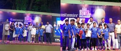 Bosco boys shine at MDFA awards night