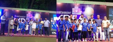 Bosco boys shine at MDFA awards night