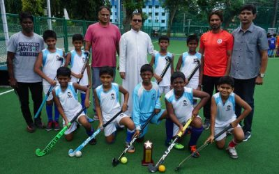 U-16 and U-12 hockey teams clinch Dhyan Chand championship, u-14 emerge runners up