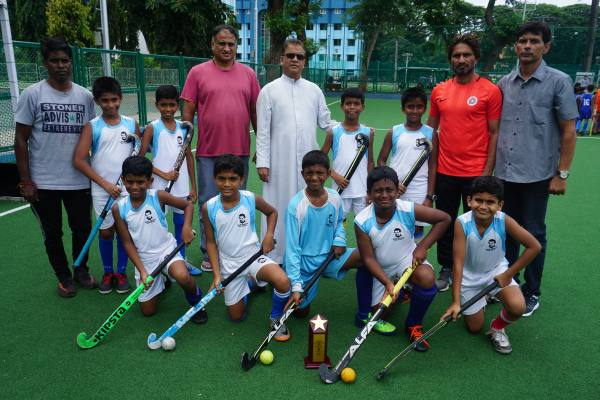 U-16 and U-12 hockey teams clinch Dhyan Chand championship, u-14 emerge runners up