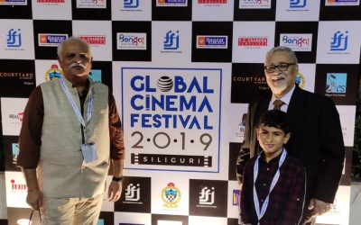 '5 Rupya' screening at the Global cinema festival at Siliguri