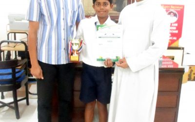 Shaan Worlikar strikes gold at AITA National Ranking Tennis Tournament