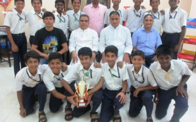 Our u/15 hockey team emerges Maharashtra state runners up!