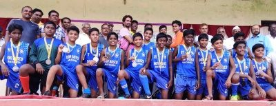 U-14 hockey team secures 3rd spot at Maharashtra state level DSO tournament; u-17 hockey team clinches the 4th place.