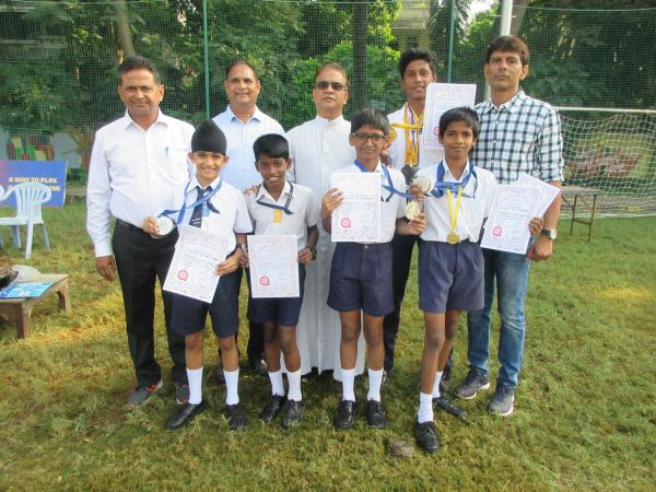 MSSA Athletics-A gold for Aarya Kandakumar and silver for the u-12 4×100 m relay