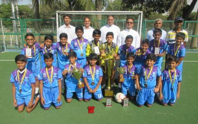 u-10 and u-12 football teams are MDFA champions!