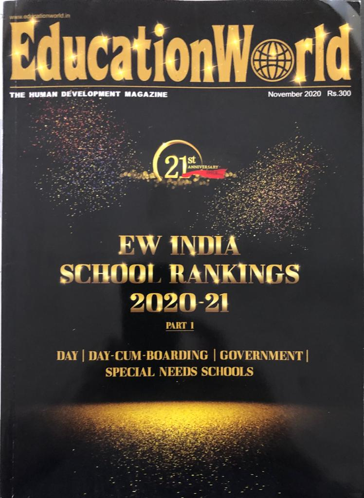 DBHS Matunga rated among the top ten best Boys Day Schools in the country-Education World India School Rankings 2020-21