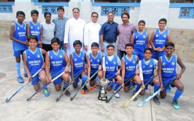 MSSA hockey-u/14 team emerges runners-up