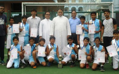 U-13 basketball team clinches silver at the MSSA tournament